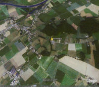 Google Earth 3D map Koppenberg