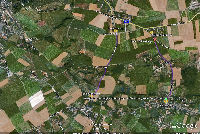 Google Earth 3D map Ladeuze
