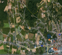 Google Earth 3D map Schapenberg-Scherpenberg