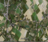 Google Earth 3D map Taaienberg
