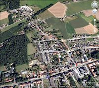 Google Earth 3D map Pottenberg