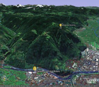 Google Earth 3D map Edelweiss