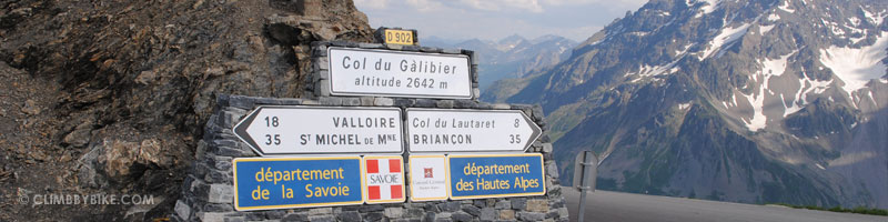 picture Col du Galibier