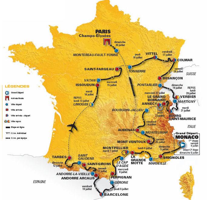 Tour De France 2021 Teilnehmer