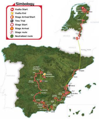 Vuelta Espa�a 2009