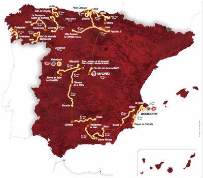 Vuelta Espa�a 2011