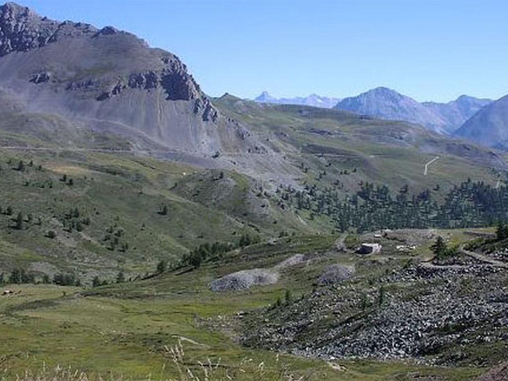 picture of the Col du Granon