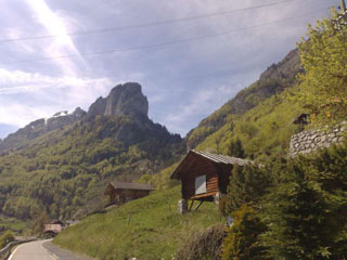 picture of the Grammont