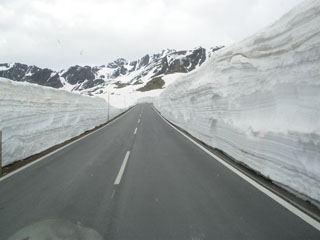 picture of the Timmelsjoch - Passo Rombo