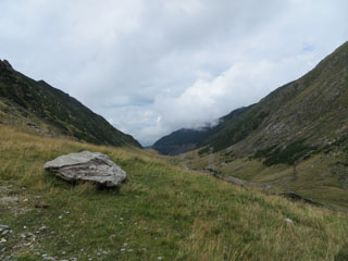 picture of the Transfagarasan _South