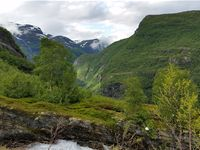 picture of the Rallarvegen