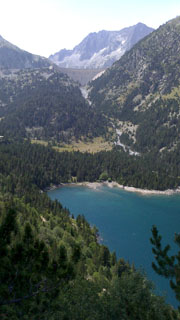 picture of the Lac de Cap-de-Long