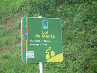 picture of the Col de Mente � partir de boutx