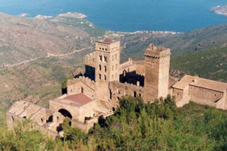 picture of the San Pere de Rodes