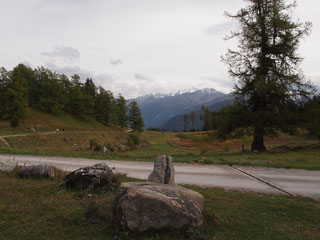 picture of the Col du Lein