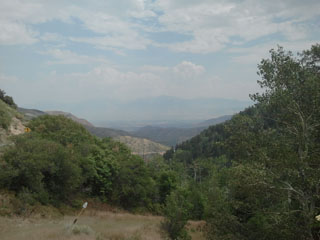 picture of the Butterfield Canyon