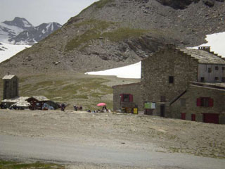 image of the Col de lIseran