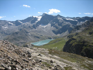 picture of the Colle del Nivolet