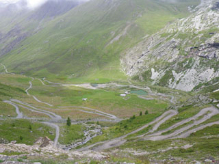 picture of the Colle del Sommeiller