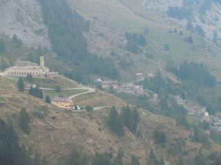 picture of the Colle della Fauniera