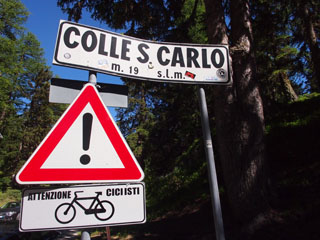 picture of the Colle San Carlo