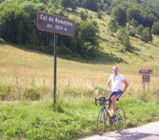 picture of the Col de la Romeyere
