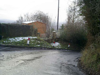 picture of the Bushcombe Lane