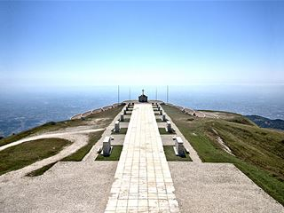 picture of the Monte Grappa