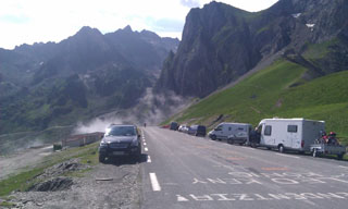 picture of the Col du Tourmalet