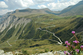 picture of the Col du Glandon