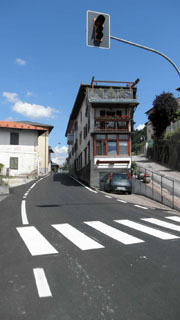 picture of the Passo del Redebus