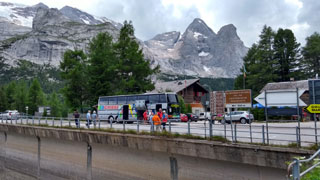 picture of the Passo Fedaia