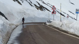 picture of the Passo Pennes (Penser Joch)