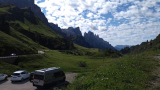 picture of the Passo Rolle