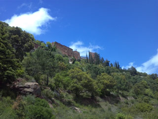 picture of the Castell Monestir dEscornalbou