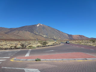picture of the El Teide