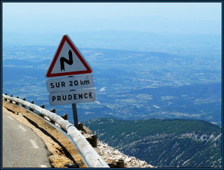 picture of the Mont Ventoux