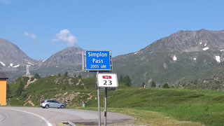 picture of the Simplon Pass