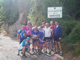 picture of the Col de Braus