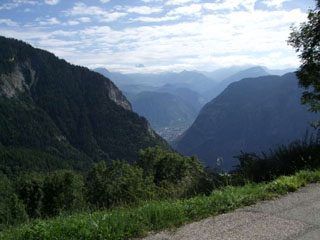 picture of the Col de Chaussy