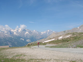 picture of the Col de Granon