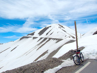 picture of the Col de la Bonette