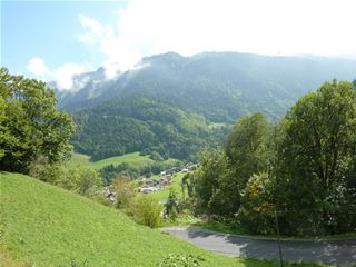 picture of the Col de la Colombière