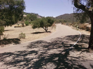 picture of the Old San Marcos Pass and Painted Cave Road