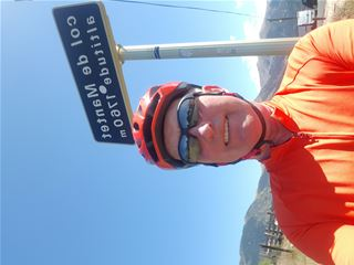 picture of the Col de Mantet