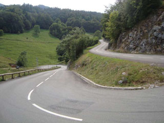 picture of the Col de Menté