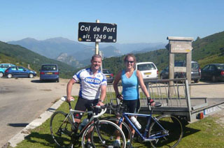 picture of the Col de Port