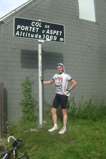 picture of the Col de Portet dAspet