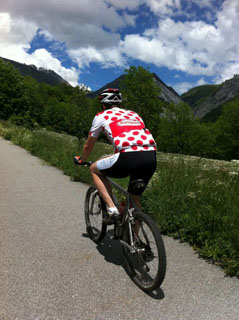 picture of the Col de Sarenne
