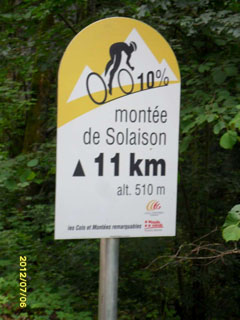 picture of the Col de Solaison